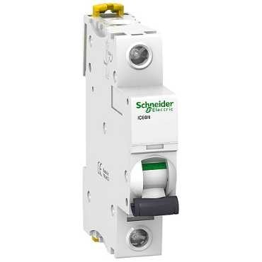 Siguranta automata Schneider Electric iC60N 1P 6A C