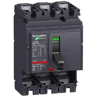 Intreruptor automat Compact NSX 100A 3P Schneider Electric