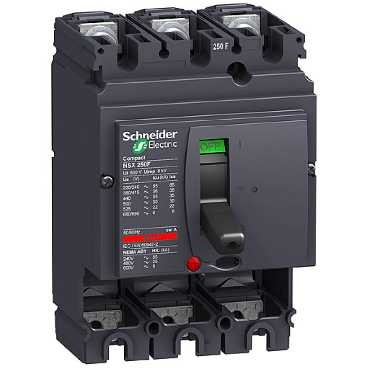 Intreruptor automat Compact NSX 250A 3P Schneider Electric