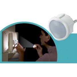 Lampa de veghe cu lumina de siguranta Legrand, alb