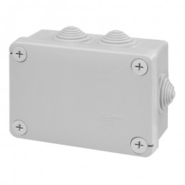 Junction box IP55 120X80X50 Cubox Scame