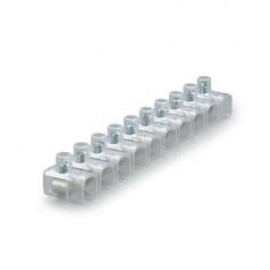 Wire Connector Strip 2,5mmq, Transparent
