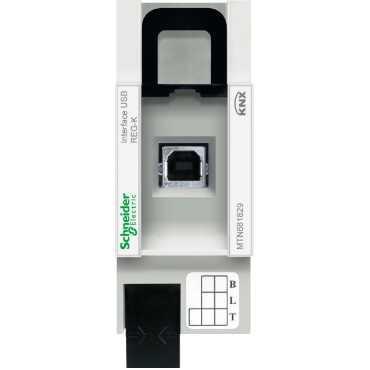 USB-INTERFACE REG-K, light grey
