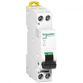 Siguranta automata 1P+N curba C 32A Schneider Electric iDPN
