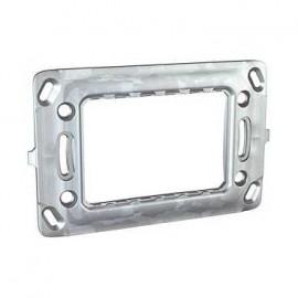 Unica - cadru de fixare dreptunghiular metalic - 3 m - 1 poartă