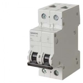 CIRCUIT BREAKER 400V 6KA, 2-POLE, C, 32A, D=70MM Siemens