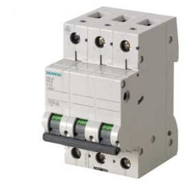 CIRCUIT BREAKER 400V 10KA, 3POLE, C, 25A Siemens