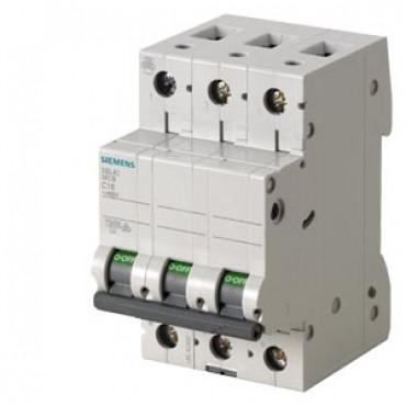 CIRCUIT BREAKER 400V 10KA, 3POLE, C, 40A Siemens