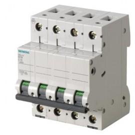 CIRCUIT BREAKER 400V 10KA, 4POLE, C, 25A Siemens