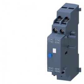 3RV2921-1M Siemens SIGNALING SWITCH, FOR CIRCUIT-BREAKERS 3RV2. W. SCREW CONNECTION