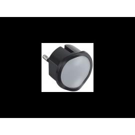 LAMPA DE VEGHE CU SENZOR SI VARIATOR Legrand, negru