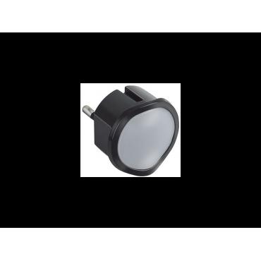 LAMPA DE VEGHE CU LUMINA DE SIGURANTA Legrand, negru