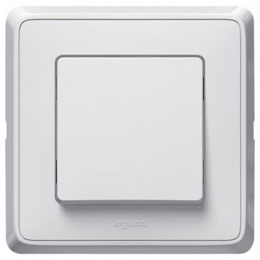 Intrerupator cruce Legrand Cariva 773807, alb