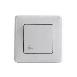 Intrerupator IP44 Legrand Cariva, alb