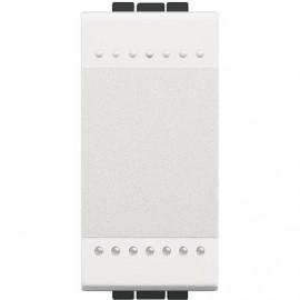 Switch 1P 16A 250 V a.c. - white Legrand Bticino Living Light N4001N