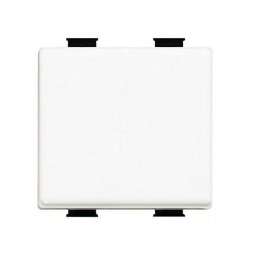 Buton ND 1P 10A 2 module Matix Bticino Legrand, alb