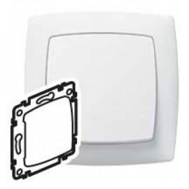 Blanking plate Legrand Suno 774046, white